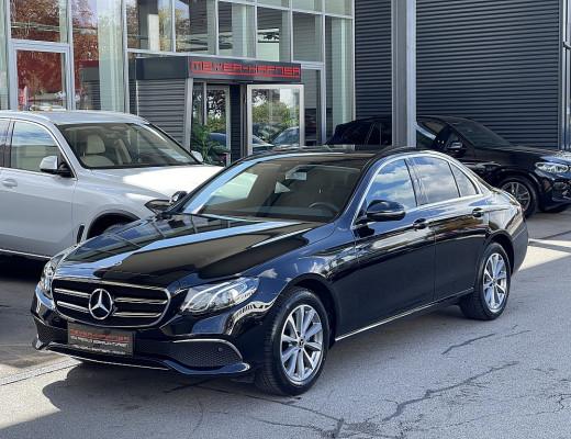 Mercedes-Benz E 220 d Austria Edition Aut., Burmester, LED, MBUX, Navi, SHZ bei CarPort || Meyer-Hafner in