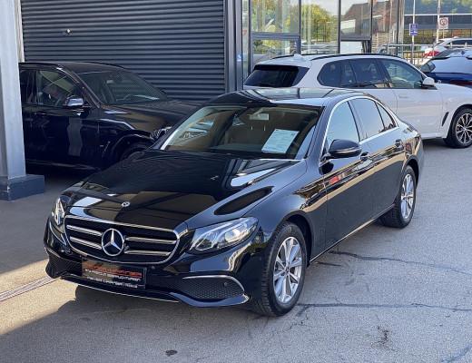 Mercedes-Benz E 220 d Austria Edition Aut., LED, Navi, Memory,  SHZ, Burmester, Kamera bei CarPort || Meyer-Hafner in