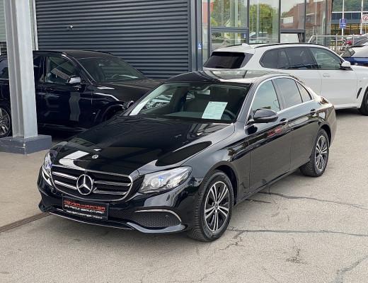 Mercedes-Benz E 220 d Austria Edition Aut., Burmester, LED, Navi, SHZ, Memory, Kamera, KEYLESS-GO bei CarPort || Meyer-Hafner in