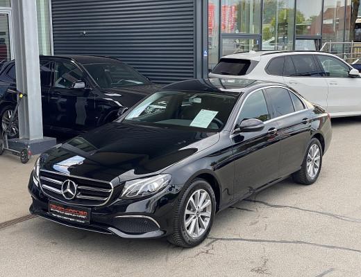 Mercedes-Benz E 220 d Avantgarde Austria Edition Aut., Navi, Burmester, LED bei CarPort || Meyer-Hafner in