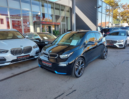BMW i3 S 120 Ah, Kamera, LED, Navi-Pro, 20″ bei CarPort || Meyer-Hafner in
