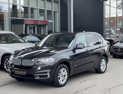 BMW X5 PHEV xDrive40e Österreich-Paket Aut., Kamera, HiFi, SHZ bei CarPort || Meyer-Hafner in