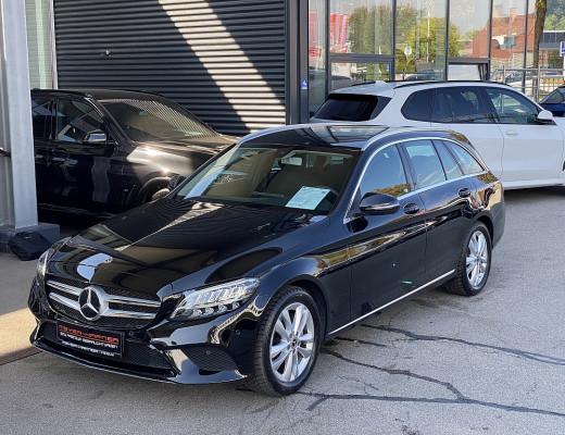 Mercedes-Benz C 200 d T Aut. bei CarPort || Meyer-Hafner in