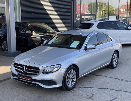 Mercedes-Benz E 200 d Avantgarde Austria Edition Aut., LED, Kamera bei CarPort || Meyer-Hafner in