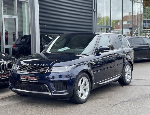 Land Rover Range Rover Sport 3,0 SDV6 HSE Aut. AHK, ACC, PANO, LEDER bei CarPort || Meyer-Hafner in