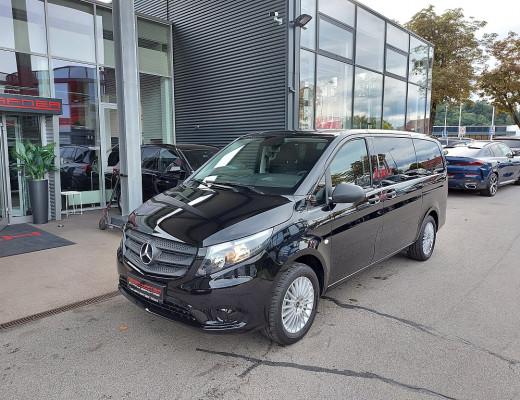 Mercedes-Benz eVito Tourer lang bei CarPort || Meyer-Hafner in