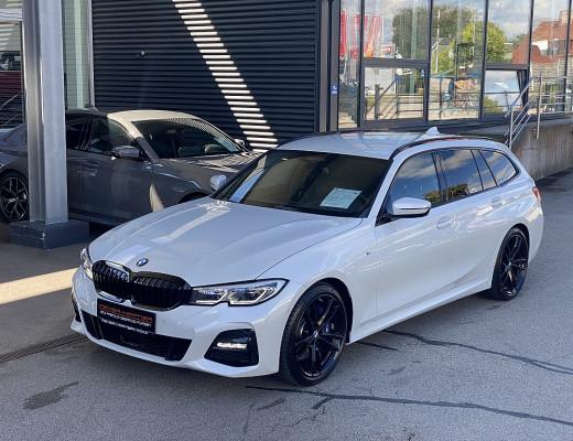 BMW 330d Touring Aut. 48V 286 PS M-Paket, Laser, Live Cockpit, ACC bei CarPort || Meyer-Hafner in