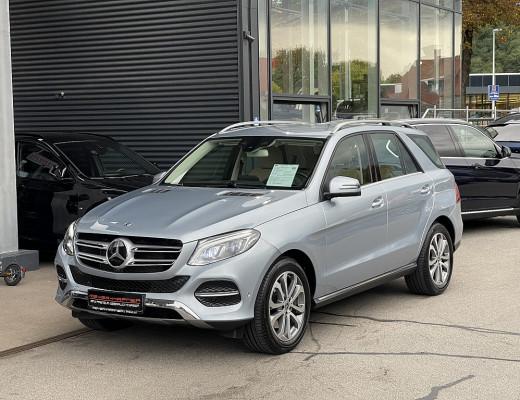 Mercedes-Benz GLE 400 4Matic Aut. 1.Besitz, Werksgarantie, neuwertiger Zustand! bei CarPort || Meyer-Hafner in