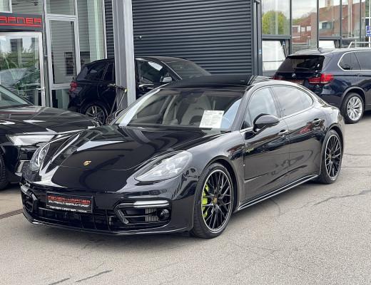 Porsche Panamera Turbo S E-Hybrid LANGVERSION / MEGA VOLL bei CarPort    Meyer-Hafner in