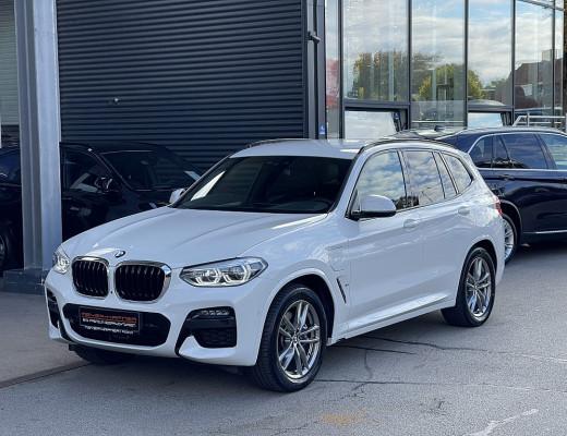 BMW X3 xDrive30e M-Paket Aut., Kamera, Harman Kardon, LED, Head-Up, AHK, 18″ bei CarPort    Meyer-Hafner in