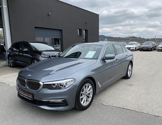BMW 540d xDrive Limousine Aut., Glasdach, Navi-Pro, Memory bei CarPort || Meyer-Hafner in