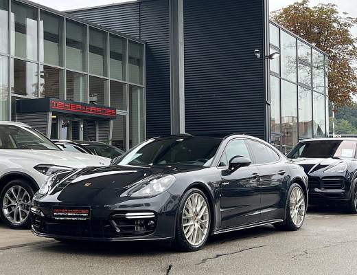 Porsche Panamera 4 E-Hybrid Edition 10 Jahre bei CarPort    Meyer-Hafner in