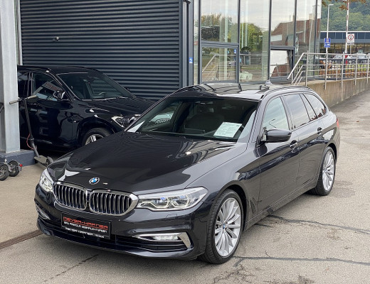 BMW 540d xDrive Touring Aut. Luxury Line, Standheizung, ACC, Pano, Ambiente Air, Head Up bei CarPort    Meyer-Hafner in