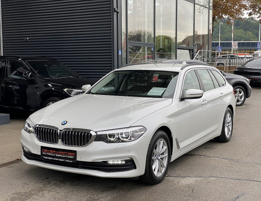 BMW 520d xDrive Touring Aut. Navi Prof, Live Cockpit Prof. LED, Klima 4 Zonen bei CarPort    Meyer-Hafner in