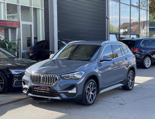 BMW X1 xDrive18d xLine Aut. bei CarPort    Meyer-Hafner in
