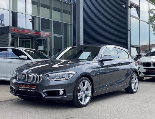 BMW 120d Urban Line Aut. bei CarPort || Meyer-Hafner in