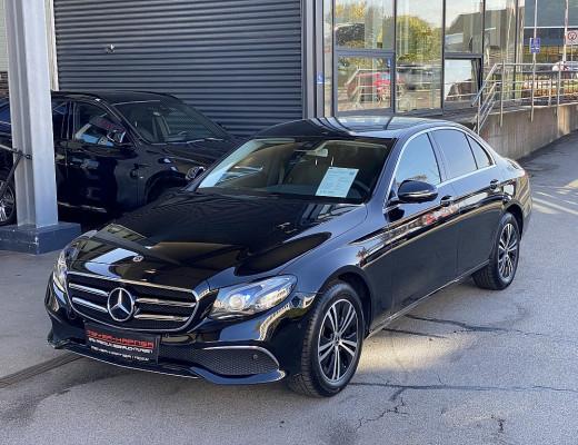 Mercedes-Benz E 220 d Avantgarde Aut. LED, Burmester Sound, Privacy Verglasung, Avantgarde Line bei CarPort || Meyer-Hafner in