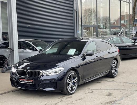 BMW 640i xDrive Gran Turismo M-Paket Aut., Bowers & Wilkins, Navi-Pro, LED, Pano, Kamera, 20″ bei CarPort || Meyer-Hafner in
