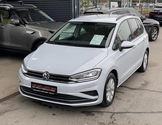 VW Golf Sportsvan 1,6 TDI Comfortline, AHK, Kamera, LED, LKHZ, ACC bei CarPort || Meyer-Hafner in