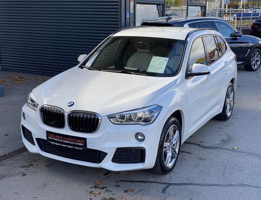 BMW X1 sDrive18d M Sport Aut., Head-Up, Kamera, Navi-Plus, Harman Kardon, LED, 18″ bei CarPort || Meyer-Hafner in