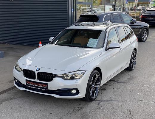 BMW 320d xDrive Touring Sport Line Aut., Kamera, Pano, LED, HiFi, Navi-Pro, Head-Up, 18″ bei CarPort || Meyer-Hafner in