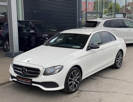 Mercedes-Benz E 400 d 4MATIC Avantgarde Aut. bei CarPort || Meyer-Hafner in